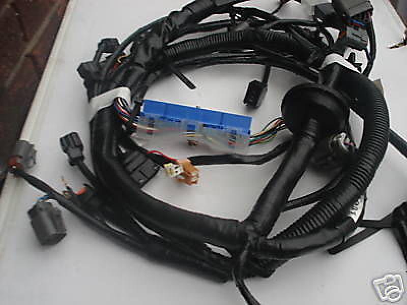 Awesome Jdm Sr20Det S13 Engine Wiring Harness New Complete Wiring Cloud Geisbieswglorg