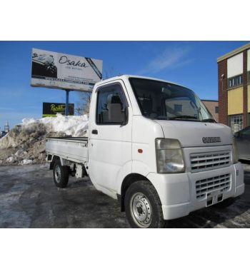 2002 Suzuki Carry Kei Car