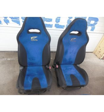 2001 2006 Subaru WRX STi Rally Seats Oem Rally Spec sedan