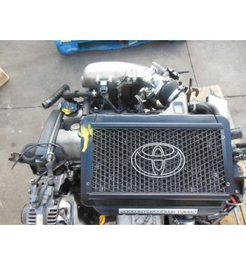 jdm Engine Toyota Celica 3sgte ST215 4th Gen Engine 2.0l Turbo Oil cooler Model