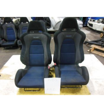 Jdm Mitsubishi Lancer Evo 7 Recaro Seats Evolution Oem CT9A