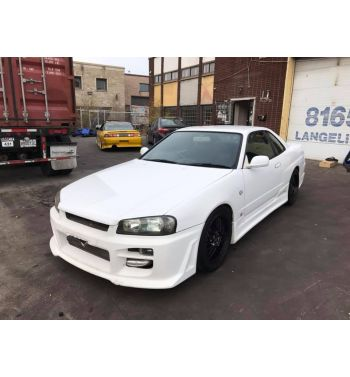 1998 NISSAN SKYLINE R34 GTT RB25DET TURBO JDM
