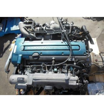 JDM TOYOTA SUPRA 2JZGTE ENGINE 2JZGTTE 5 SPEED W58 TRANSMISSION 5MT