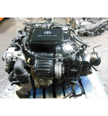JDM 3SGTE ENGINE CELICA ST205 ENGINE TOYOTA CELICA MT TRANSMISSION AWD ECU