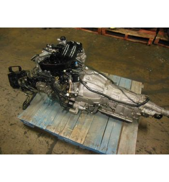 JDM Mazda RX-8 Renesis Engine Auto Transmission Mazda Rx8 4port