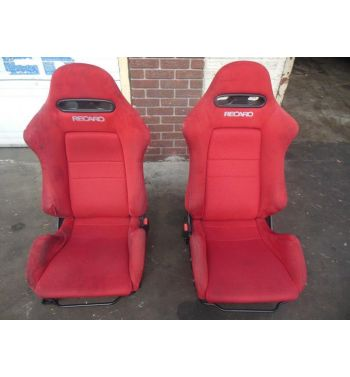 Jdm Civic Type R Recaro Seats Dc2 Type R Recaro Seats DC2 Recaro Seats With Rail