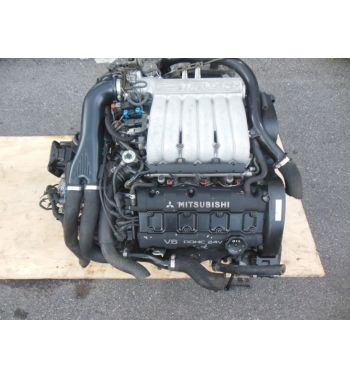 90-92 JDM Mitsubishi 3000GT 6g72-tt Engine Gto Stealth Twin Turbo