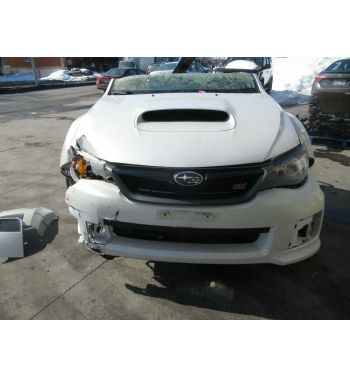 2008-14 Impreza Wrx Sti Front End Conversion Bumper Hood Dash