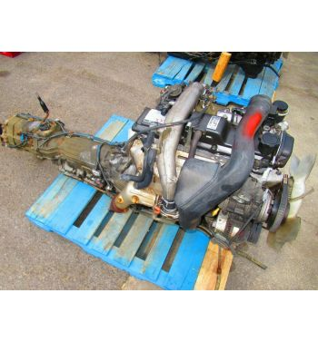 Toyota Hilux 1KZ-TE Turbo Diesel Engine 4wd Transmission 4Runner