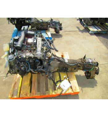 Toyota Hilux 1KZ-TE Turbo Diesel Engine Automatic 4wd 4Runner