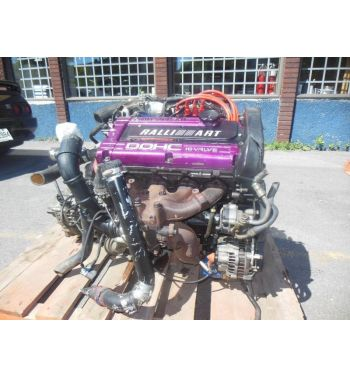 JDM Mitsubishi Eclipse Talon 4G63-T Engine 7bolt Crank Eclipse - Lancer Evolution