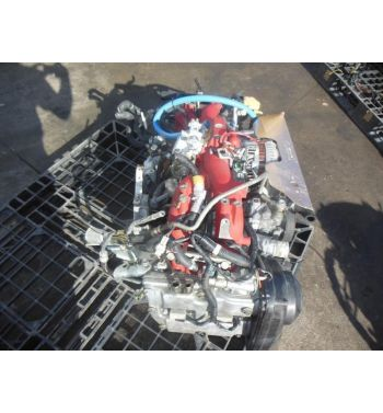 2005-2007 Subaru Sti Version 9 Engine EJ207 Engine VF37 Turbo EJ20 Engine