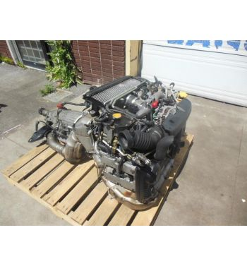 2002 2005 Subaru Wrx Impreza 2.0L Turbo Engine EJ20 Wrx Turbo JDM Transmission