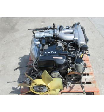 98-05 JDM Toyota 2JZ-GE VVTi Engine 2JZGE Lexus IS300 3.0L