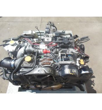 2002-2005 Subaru Impreza Wrx Turbo Engine EJ205 Engine Manual Transmission EJ20