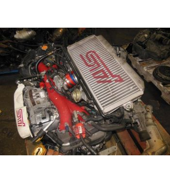 JDM Impreza WRX STi EJ207 Engine 2002 STI Version 7 Engine TY856WB1CA Prodrive.