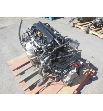 2006-2011 Honda Civic 1.8l Engine JDM R18a Engine MT Transmission Civic i-vtec