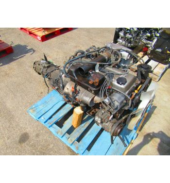 1995-1996 Toyota 3RZ FE 2.7 L Engine Toyota Tacoma T100 4Runner