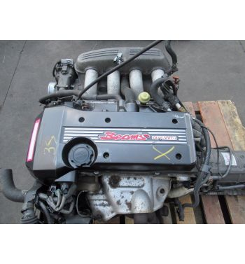 Jdm Toyota Altezza 3SGE Beams Engine Automatic Transmission
