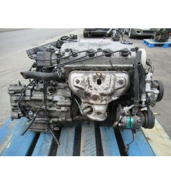 JDM 1992 1995 Honda Civic ZC Vtec Engine Automatic Transmission