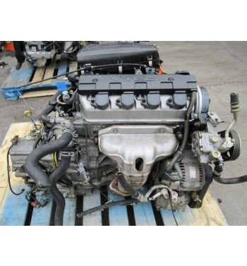 JDM 2001-2005 Honda Civic Engine D17A Vtec 4cyl 1.7L Auto Transmission