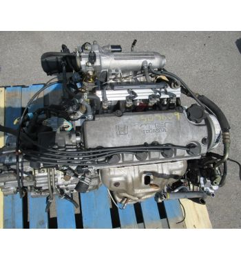 JDM 1992 1995 Honda Civic ZC Vtec Engine with Automatic Transmission