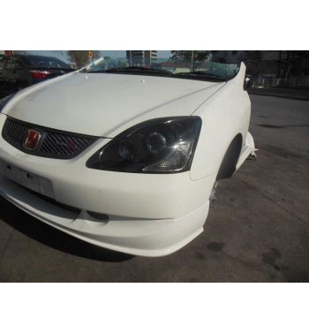 jdm Civic Type R Ep3 Front Clip Ep3 k20a R lsd 6 speed Engine Type R K20a Engine.