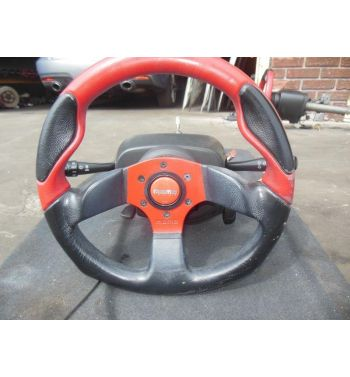 JDM CIVIC TYPE R MOMO COMANDO STEERING WHEEL , CIVIC EK9 MOMO STEERING WHEEL