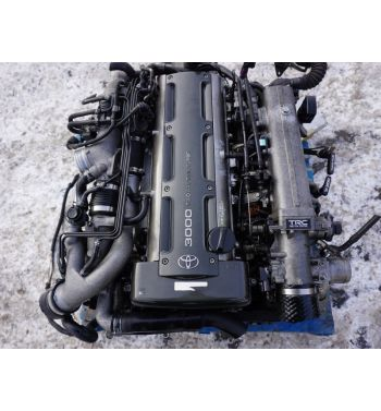 JDM TOYOTA 2JZGTE NON VVTI FRONT SUMP ENGINE 3.0L WITH AUTOMATIC TRANSMISSION
