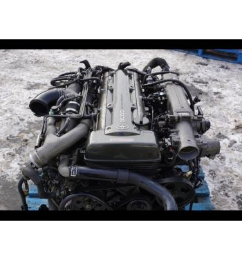 JDM TOYOTA 2JZGTE NON VVTI ENGINE FRONT SUMP 3.0L WITH AUTOMATIC TRANSMISSION