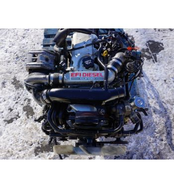 JDM Toyota Hilux 2L 2L-TE Turbo Diesel Engine with 4x4 Automatic Transmission
