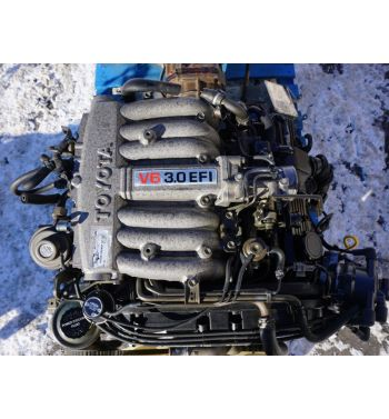 1989-1995 Toyota Pickup 4Runner  3.0L V6 3VZE Engine with Manual 4x4 Transmission