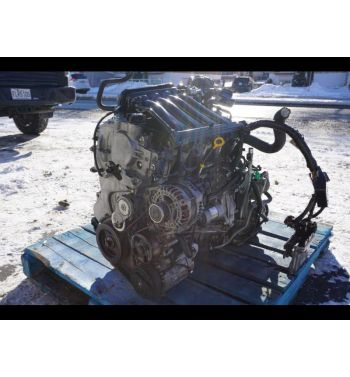 JDM 2007-2012 NISSAN SENTRA 2.0L DOHC 16VALVE MR20DE ENGINE with AUTOMATIC TRANSMISSION