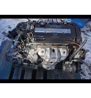 1996-2001 Jdm Integra B18c Gsr Engine with Y80 Lsd 5 Speed Transmission