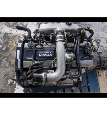 Jdm Nissan Skyline RB25DET Engine 2.5L Turbo R33 GTS-T RB25DET Engine Series 2