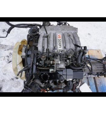 1989-1995 Toyota 4Runner 3.0L V6 Engine 3VZE 3VZFR Engine T100 Pick Up Automatic