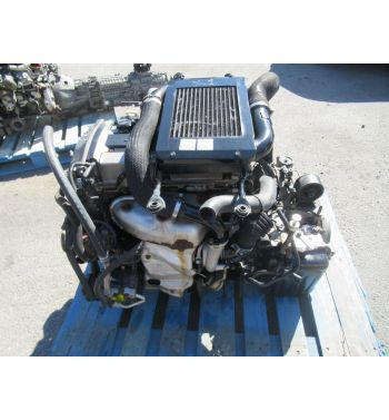 1999-2002 Mitsubishi RVR 2.0L DOHC Turbo Engine AWD Transmission
