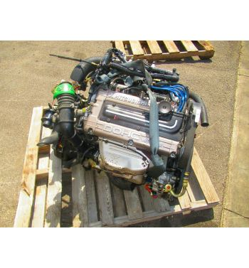 Jdm 95-99 Mitsubishi 2.0l Turbo Engine Evo 4g63-T 7Bolt Eclipse