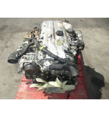 Mitsubishi Fuso Canter 4M50-4AT4 Diesel Engine Turbo 4M50 4AT4
