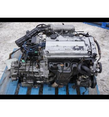 Jdm Honda Civic EG6 b16a Obd1 Automatic Engine Swap Sir B16a 1992-1995