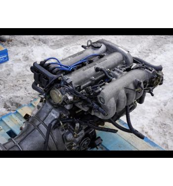 JDM MAZDA MIATA B6 ENGINE 5 SPEED TRANSMISSION MAZDA MIATA MX5 ENGINE 1.6L