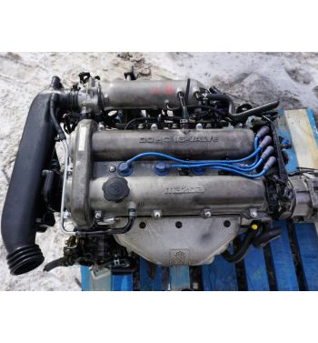 JDM MAZDA MIATA BP ENGINE 5 SPEED TRANSMISSION MAZDA MIATA MOTOR 1.8L BPE8