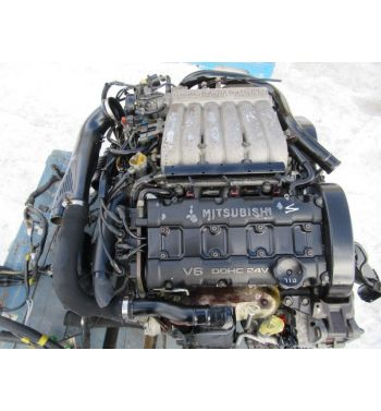 1994+ Jdm Mitsubishi 3000GT 6G72 Twin Turbo Engine Dodge Stealth 6G72-TT Engine
