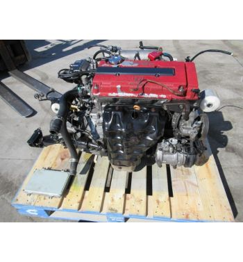 JDM 98-01 Acura Integra Type R B18C Engine 5 Speed LSD Transmission CUSCO Dc2