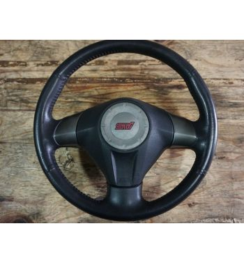 JDM 2012 STi OEM Steering Wheel