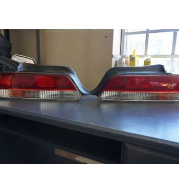JDM 1997-2001 Honda Prelude Tail Lights Lamps OEM BB6 BB8 Tail Lights