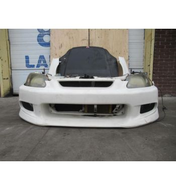 2000 JDM HONDA CIVIC TYPE R FRONT END CTR FRONT END HOOD BUMPER FENDERS CTR JDM