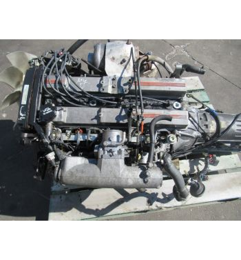 JDM TOYOTA SUPRA 7MGTE ENGINE TURBO 3.0L AUTOMATIC
