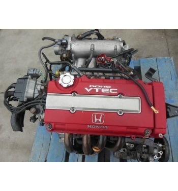 JDM HONDA CIVIC EK9 B16B ENGINE CIVIC TYPE R 4 IN 1 HEADERS