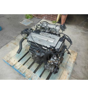 HONDA CIVIC 88-91 DOHC VTEC ENGINE B16A OBD0 CIVIC CRX 1.6L VTEC